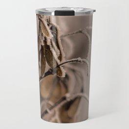 Frosted maple seeds Travel Mug