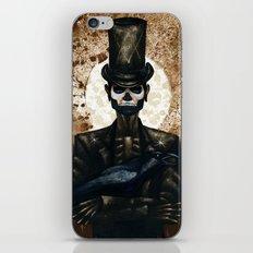 Shadow Man 2 iPhone & iPod Skin