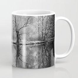 Mirror inside Coffee Mug