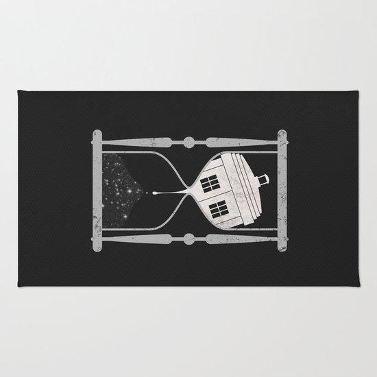 Spacetime Rug