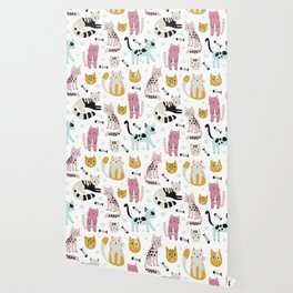 Cat Pack Wallpaper