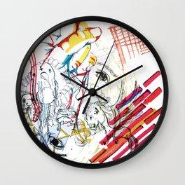 Nondenominational Wall Clock