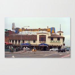 San Francisco 2007 Canvas Print