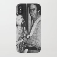 chad wys iPhone & iPod Cases featuring Ted Bundy, Chad the Chicken by Chad M. White