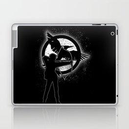 The Mockingjay. Laptop & iPad Skin