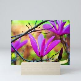 Lily Magnolia Mini Art Print