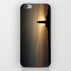Lighthouse Sunset iPhone & iPod Skin