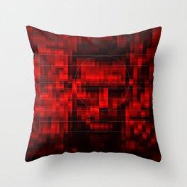 AutorreTracks - Inspired by Bez Konca Throw Pillow