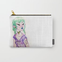 Not Your Girl Carry-All Pouch