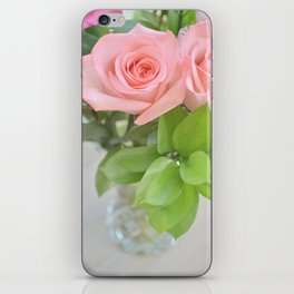 Summer Roses iPhone Skin