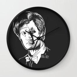 King Of Okey Wall Clock