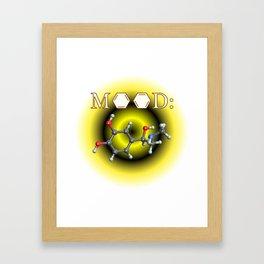 Mood - Adrenaline Framed Art Print