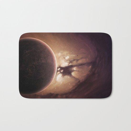 Strangers Planet Bath Mat