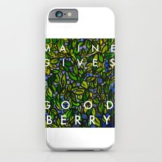 Maine Gives Good Berry Slim Case iPhone 6s
