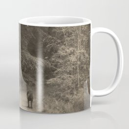 Woodland Stoll With The Boys Coffee Mug