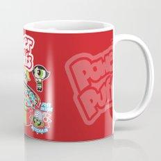 Power Puffs Cereal Coffee Mug