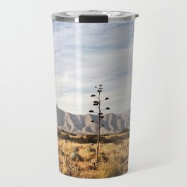 Guadalupe Mountains Scene Travel Mug