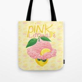 Pink Lemonade Ice Cream Tote Bag