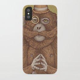 Great Uncle Reginald iPhone Case