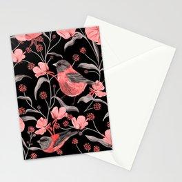 pajaros rojos Stationery Cards