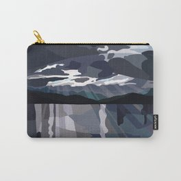 San Juan Islands: Storm Passing Carry-All Pouch