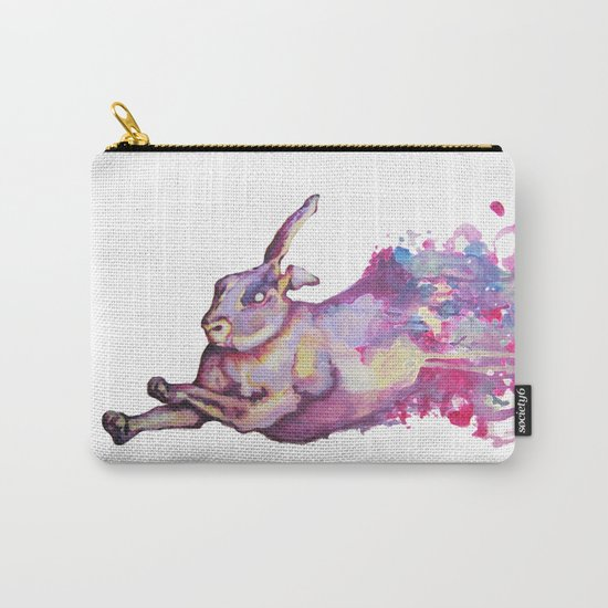 In which there is a rabbit-splosion  Carry-All Pouch
