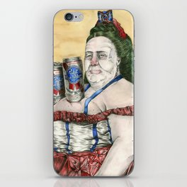 Nice Cans iPhone Skin