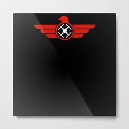 Drone Pilot For FPV Drones Racing Metal Print