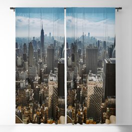 New York City 21 Blackout Curtain