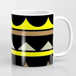 MOON PATTERN 002 Coffee Mug
