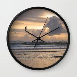 Heavens Rejoice - Ocean Photography Wall Clock