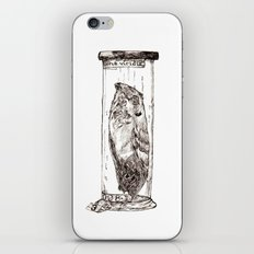 Frogmouth iPhone & iPod Skin