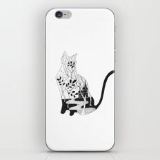 Connoisseur of Comfort iPhone Skin