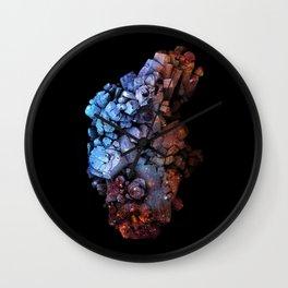 Macro/Micro I: Crystal Allfather Wall Clock