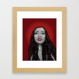 have a drink Framed Art Print