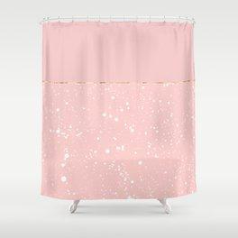 XVI - Rose 3 Shower Curtain