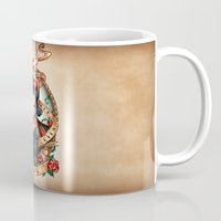 kiss Mugs featuring Waiting For Loves True Kiss by Tim Shumate