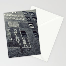 Hobbies Magazine Building Stationery Cards