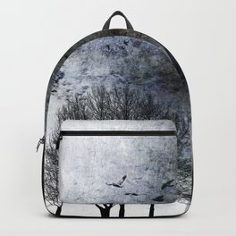 TREES under MAGIC MOUNTAINS VIII-c Backpack