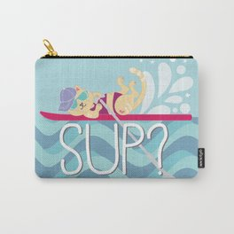 SUP Cat Carry-All Pouch