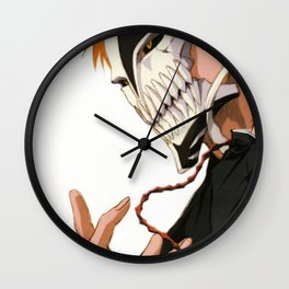 Bleach Ichigo Wall Clock