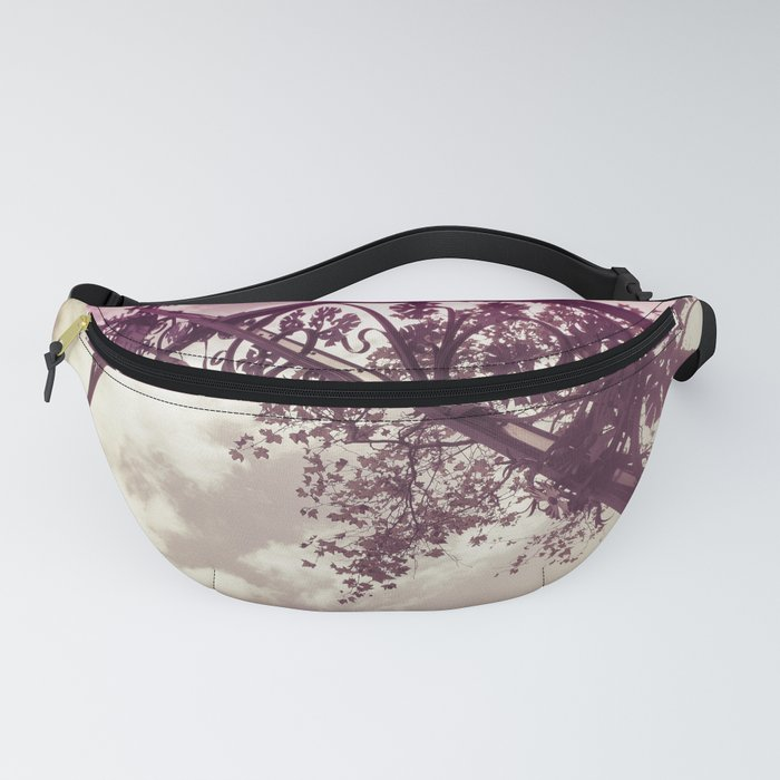 Nostalgic View Fanny Pack