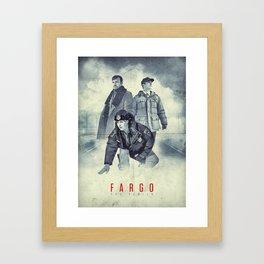 Fargo - The Series Framed Art Print