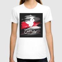sparrow T-shirts featuring sparrow by tatiana-teni