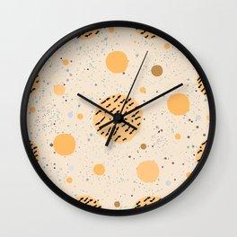 Balls Wall Clock