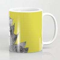goddess Mugs featuring Goddess by ioannart