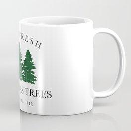 Farm Fresh Christmas Trees Coffee Mug