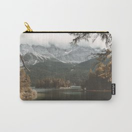 Eibsee - Landscape Photography Carry-All Pouch