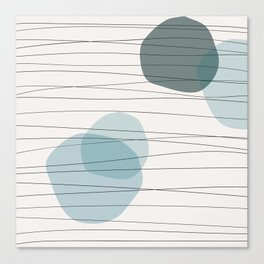 Coit Pattern 24 Canvas Print