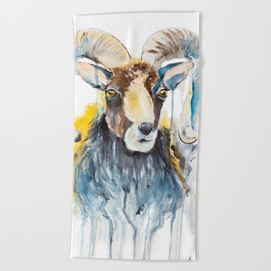 RAM Beach Towel